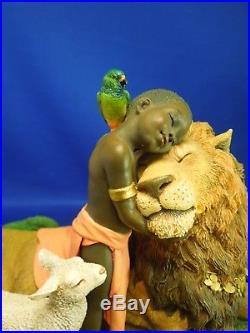 Thomas Blackshear's Ebony Visions A Child Shall Lead Them Limited Edition COA