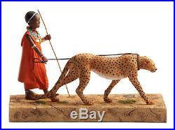 Thomas Blackshear's Ebony Visions - Cheetah Walker - Artist Proof