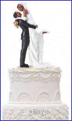 Thomas Blackshear's Ebony Visions - Forever One Cake Topper