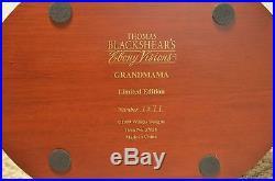 Thomas Blackshear's Ebony Visions GRANDMAMA Numbered Piece 1271 Limited Edition