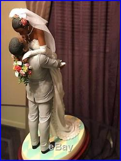 Thomas Blackshear's Ebony Visions Gallery Proof #1Forever One Sculpture