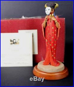 Thomas Blackshear's Ebony Visions Intimacy 37065 Limited Edition Figurine NR DBP