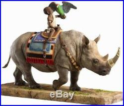 Thomas Blackshear's Ebony Visions - Rhino Rider - Gallery Proof