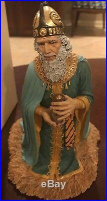 Thomas Blackshear's Ebony Visions - The Wise Man With Myrrh