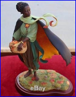Thomas Blackshears Ebony Visions Autumn Collector Club Members only Figurine