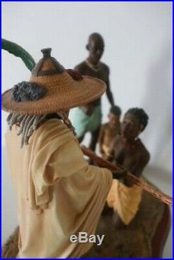 Thomas Blackshears Ebony Visions Rite of Passage Limited Edition withCOA