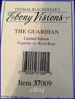 Thomas Blackshears Ebony Visions THE GAURDIAN
