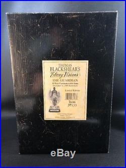Thomas Blackshears Ebony Visions The Guardian #1188 Ltd Ed 2005 (14)