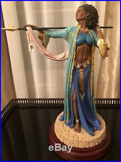 Thomas blackshear figurines The Woman Of The amazon