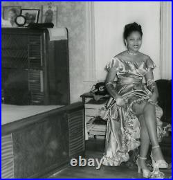 VINTAGE 30s AFRICAN AMERICAN PICTURE IN PICTURE MEMPHIS TN DEPRESSION ERA PHOTOS