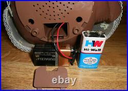 VTG SEXY LINDA BLACK AMERICANA DOLL Transistor AM RADIO 6623 With Box RARE WORKS