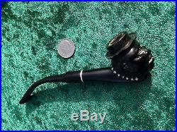 Very Rare 1800's Darkie Black Americana Opium Pipe
