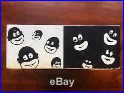 Very Rare Licorice Babies Candy Box. Black Americana. Circa Late 1930's