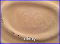 Vintage 1940s McCoy Mammy Kitchen Maid Black Americana Cookie Jar EXC