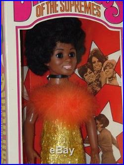 Vintage 1969 DIANA ROSS Doll IDEAL Supremes MOTOWN Boxed! #2