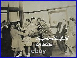 Vintage Antique African American Swing Dance Lindy Hop Jitterbug Chicago Photo