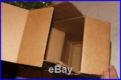 Vintage Aunt Jemima Cookie Jar With Original Shipping Box F&F Mold & Die Works