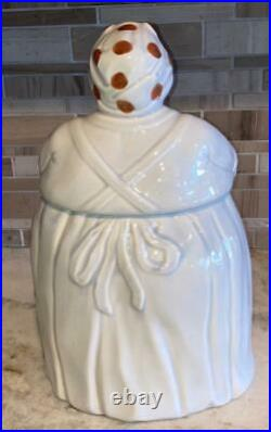 Vintage Auntie Jemima Black Americana Cookie jar from Mosaic Tile Co
