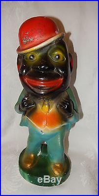 Vintage Black Americana 12 Statue Collectible