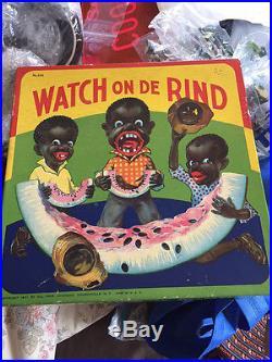 Vintage Black Americana Game