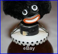 Vintage-Black-Americana-Vigny-France-Perfume-Bottle-Art-Deco
