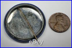 Vintage CORE SUPPORT SIT INS PINBACK Congress of Racial Equality Civil Rights