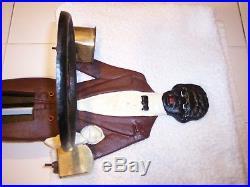 Vintage Cast Iron Black Americana 32 Tobacciana Black Butler Cigarette Holder