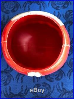Vintage F&F Aunt Jemima Cookie Jar Plastic F&F Mold & Die Works XLNT