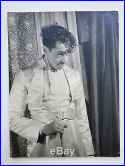 Vintage Photo of CAB CALLOWAY by CARL VAN VECHTEN Signed