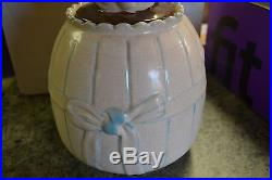 Vintage Weller Watermelon Mammy Cookie Jar Black Americana