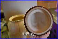 Vintage Weller Watermelon Mammy Cookie Jar Black Americana