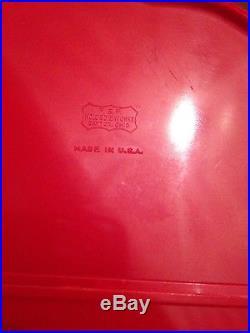 Vintage brown Americana Aunt Jemima Cookie Jar F & F Mold & Die Works Mammy