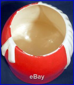 Vtg 1930-1940s Aunt Jemima Mammy Cookie Jar unsigned McCoy Rare Early Variation