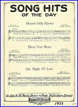 We Are Americans TOO 1941 BLACK SOLDIERS Sheet Music EUBIE BLAKE Andy Razaf HTF