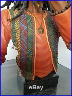 Willitts Designs All That Jazz Collection Reggae Vibe Statue Musician Sculpture