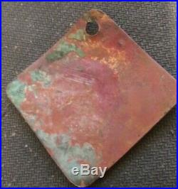 $-sale 1841 Charleston Servant Hire Badge ID #191-reasonable Offers Accepted
